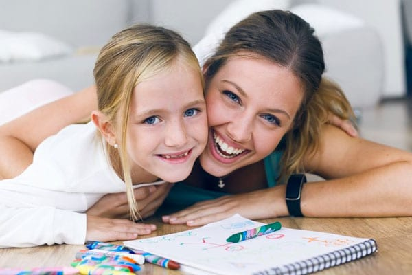 pensamiento positivo en niños