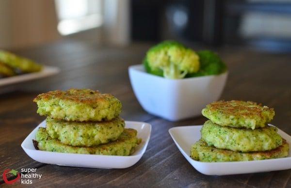 Receta de brócoli