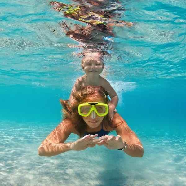 ¿Una crema solar que protege contra las medusas...? 3