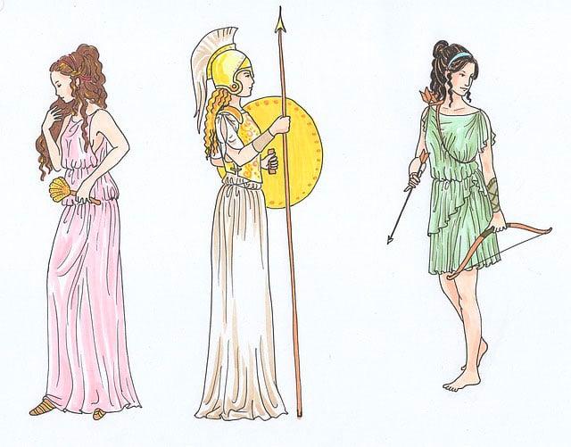 Dioses Griegos y Mitología Griega ¡fascinantes! | Pequeocio