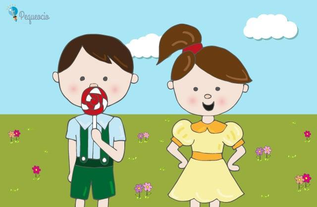 Hansel y Gretel cuento tradicional