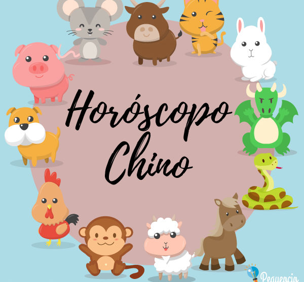 Animales Del Calendario Chino.El Horoscopo Chino Y Sus Animales Pequeocio Com