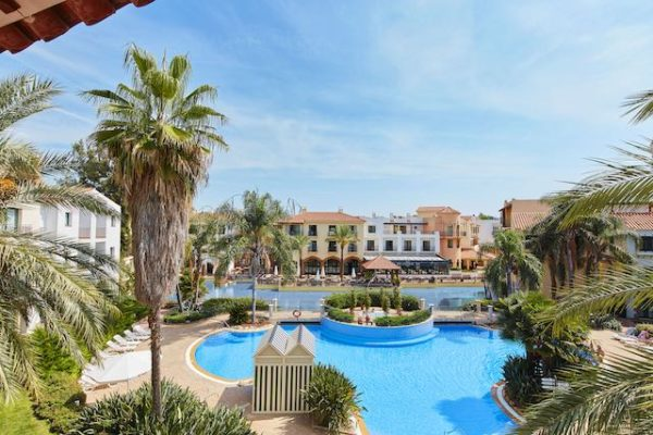Hoteles Port Aventura