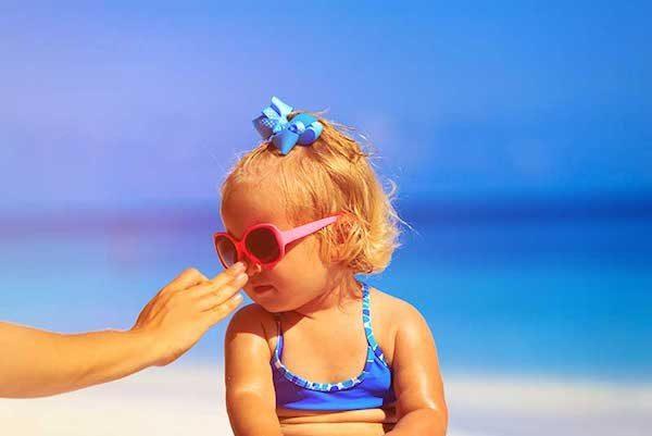 ¿Una crema solar que protege contra las medusas...? 1