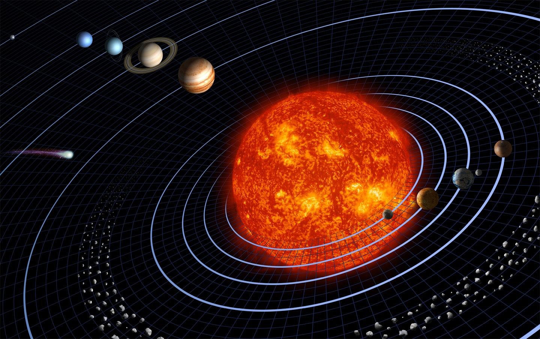 El Sistema Solar Para Niños Pequeociocom