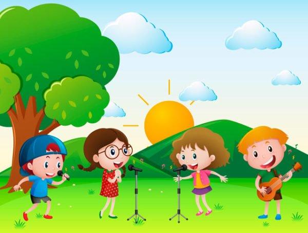canciones infantiles populares