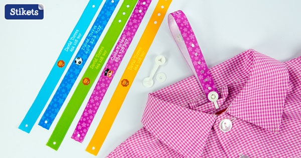etiquetas ropa colegios