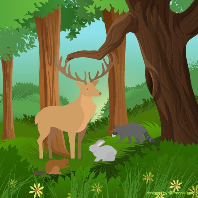 Bambi cuento para niños