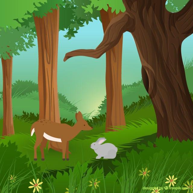Cuentos infantiles: Bambi