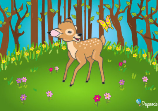 Cuento Bambi