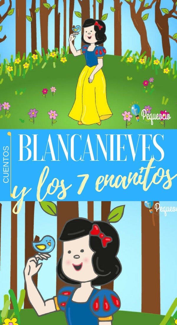 Blancanieves cuento