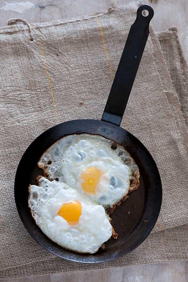 Huevos fritos: Cómo freír un huevo perfecto | Pequeocio.com