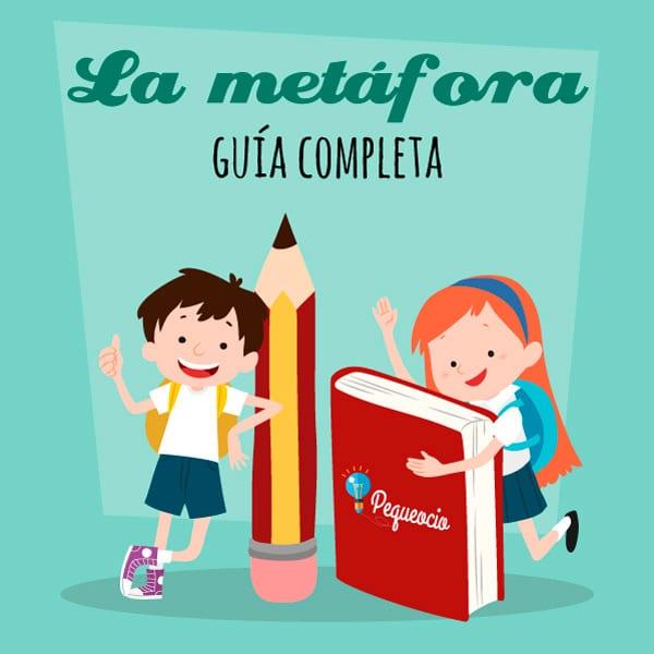 Metáfora Qué Son Las Metáforas Ejemplos Y Ejercicios