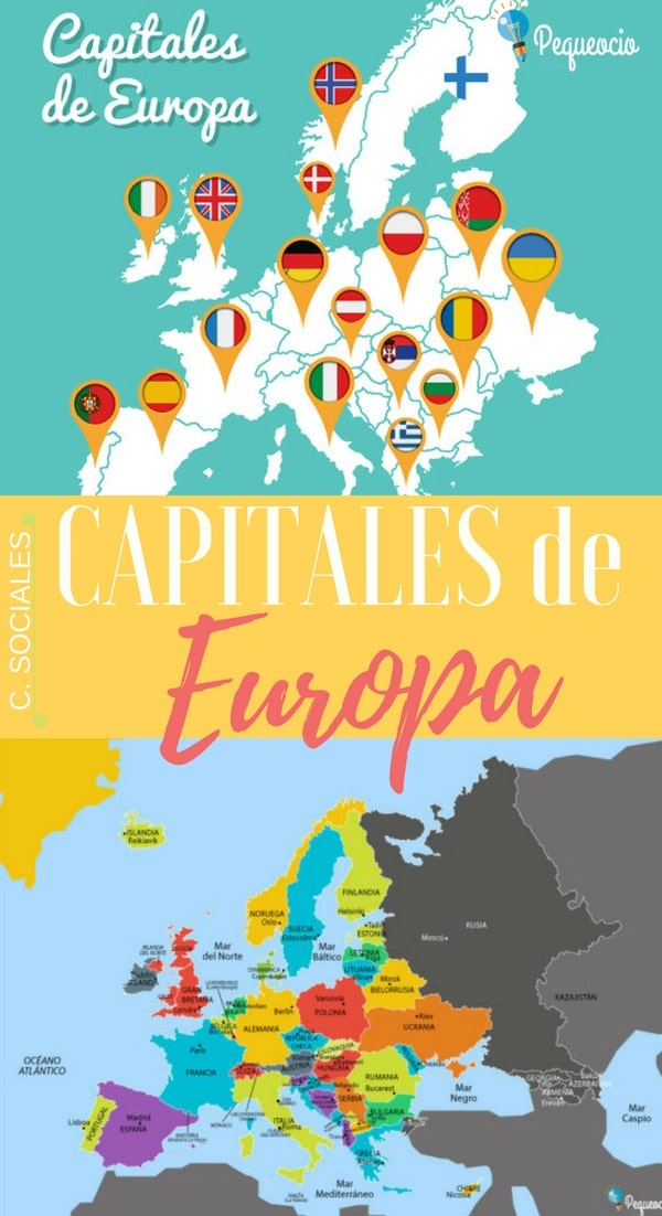 Capitales de Europa