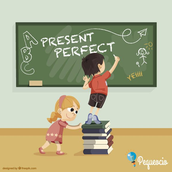 Presente perfecto en inglés