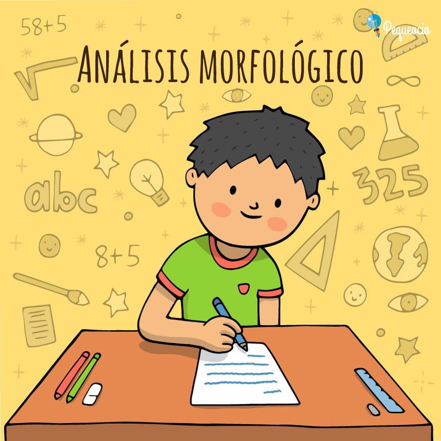 Cómo hacer un análisis morfológico