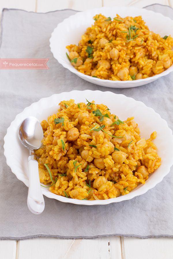 Recetas rápidas arroz