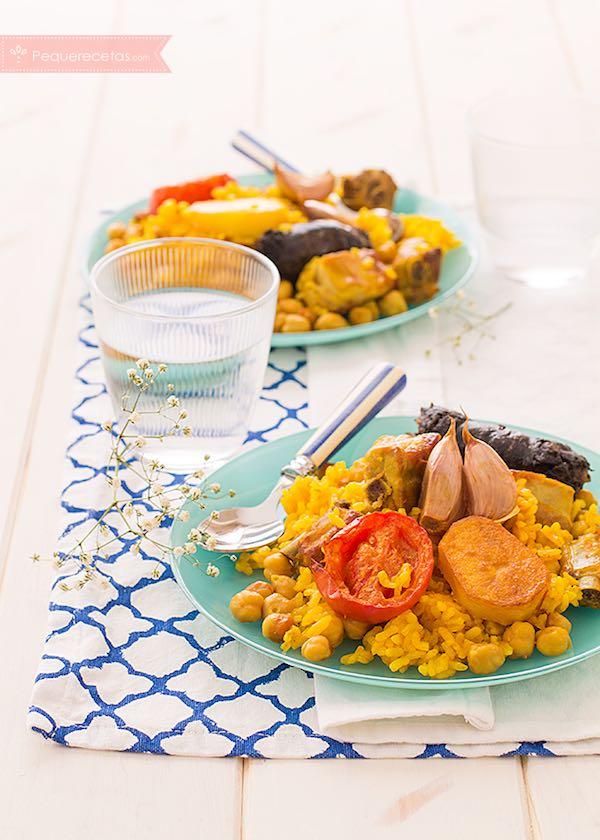 Recetas fáciles de arroz