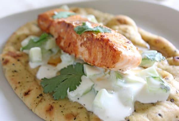 Recetas fáciles de salmón