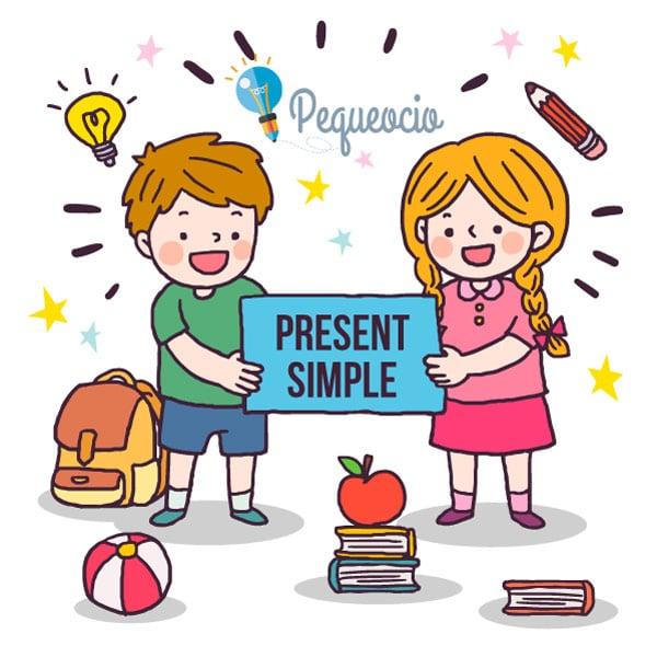 Present Simple Cómo Aprenderlo Fácil Pequeociocom