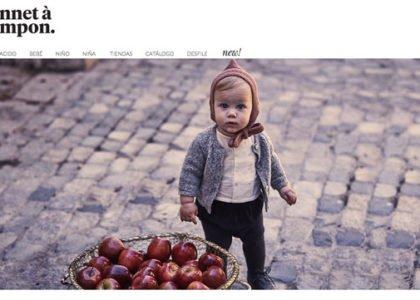 Bonnet à pompon tienda online