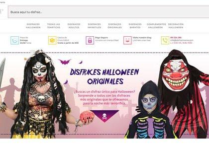 Disfrazmania tienda online disfraces