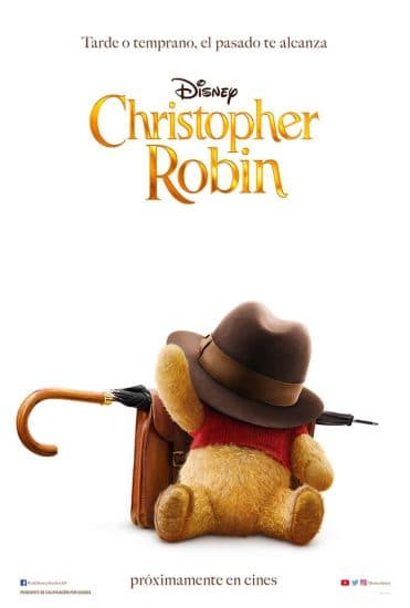 christopher robin cartel pelicula