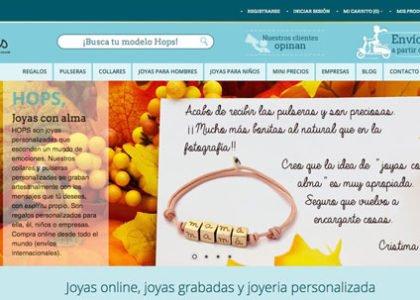 Hops tienda online