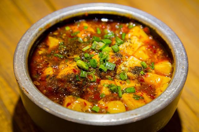 Receta mapo tofu