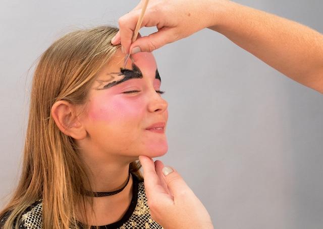 Maquillaje para Halloween: Bruja con Giotto Make Up 3
