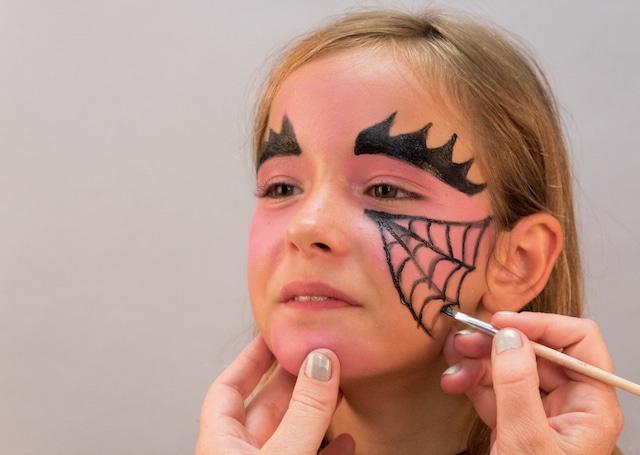 Maquillaje para Halloween: Bruja con Giotto Make Up 4