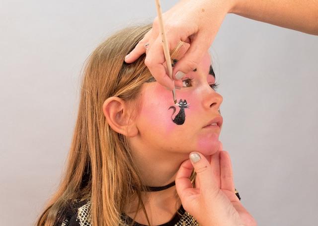 Maquillaje para Halloween: Bruja con Giotto Make Up 7