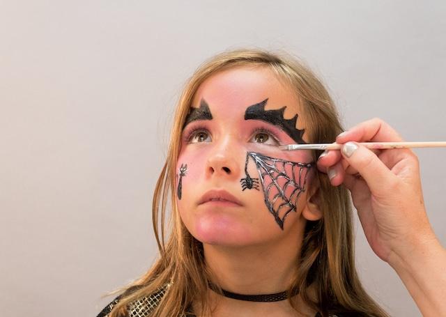Maquillaje para Halloween: Bruja con Giotto Make Up 8