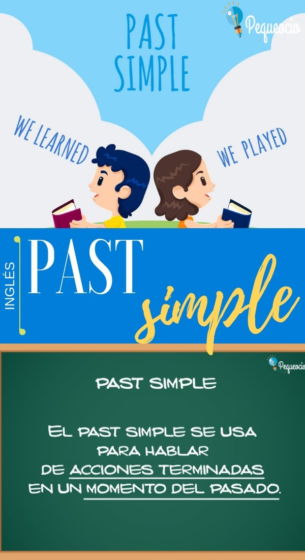 Past simple o pasado simple