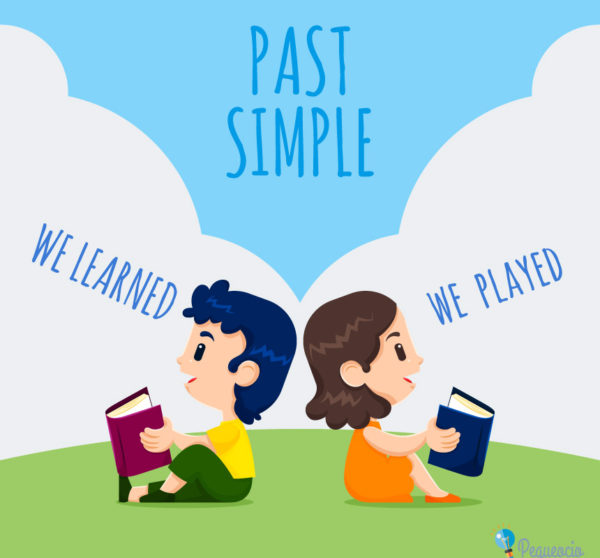 English Grammar Secrets - Past simple