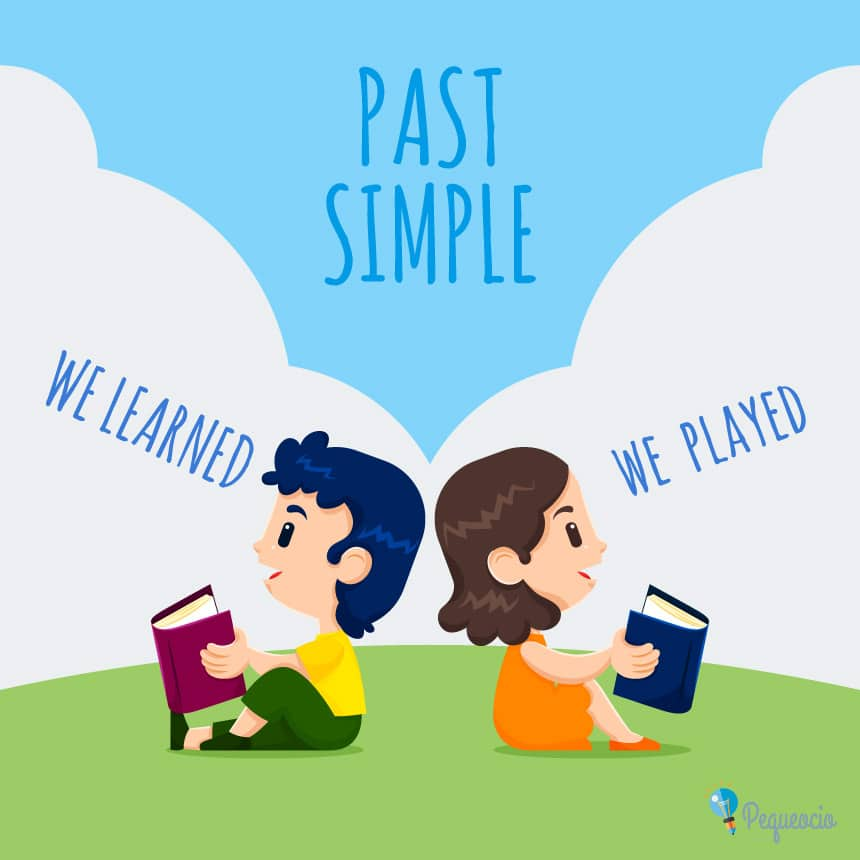 Past simple inglés