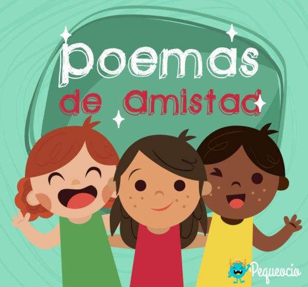 15 Poemas De Amistad Cortos Y Bonitos Pequeociocom
