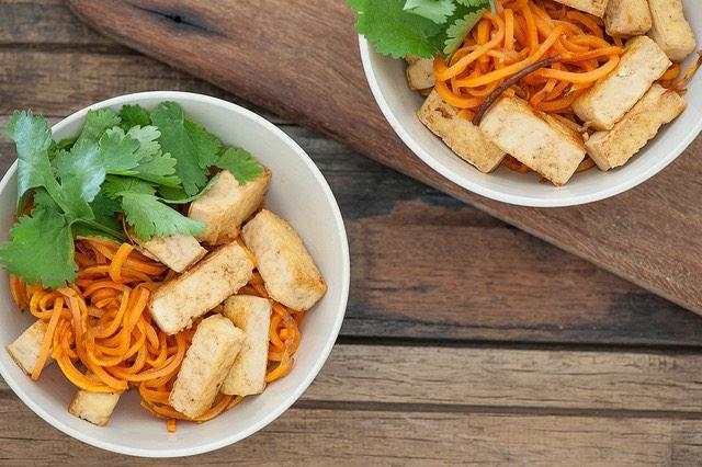 Recetas de tofu