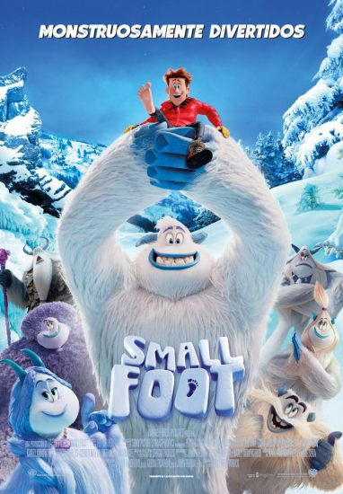 Small Foot poster pelicula