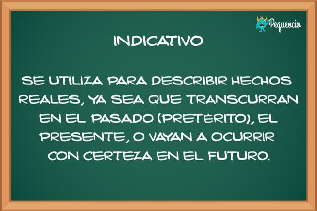 Los tiempos verbales en castellano