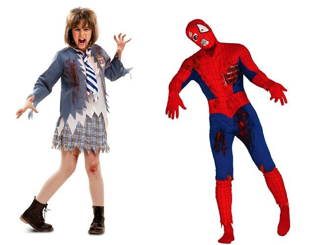 Comprar disfraces de Halloween
