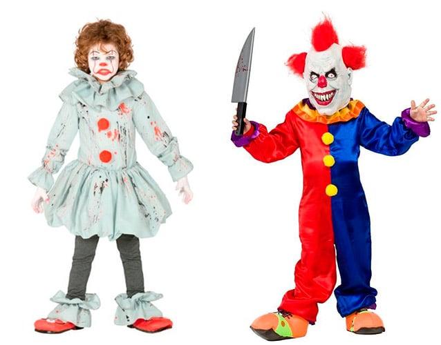 Disfraces de Halloween baratos