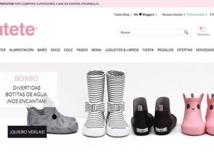 Tutete tienda online