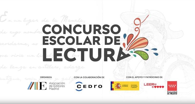 Concurso escolar lectura Comunidad de Madrid