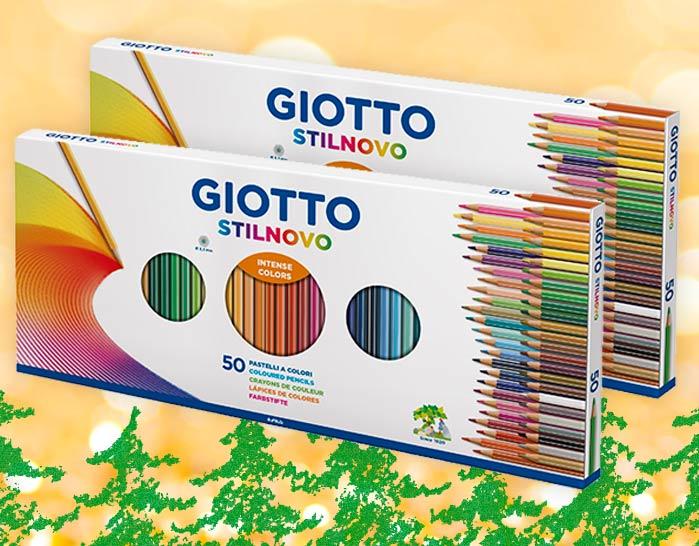 SORTEO: gana un estuche de 50 lápices Giotto, ¡sorteamos 2! 3