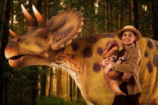 Dinosaurios teatro infantil Madrid