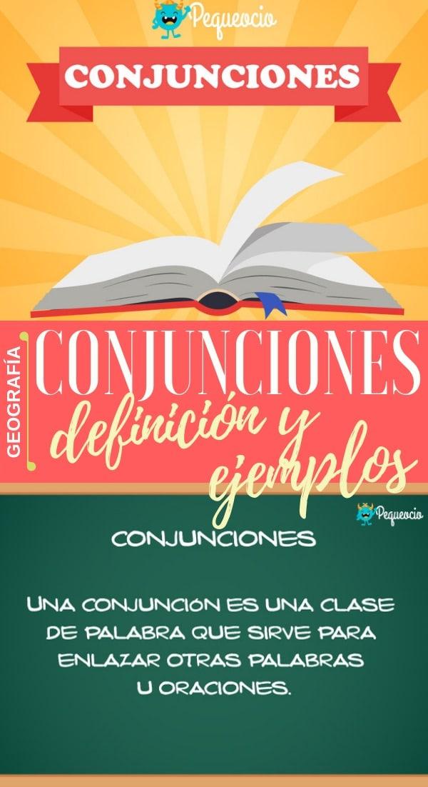 Conjunciones definición