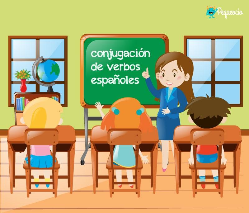 Conjugación de verbos
