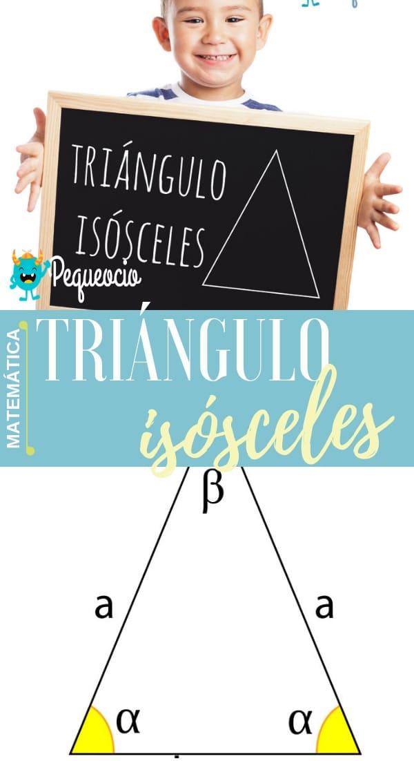 Qué es un triángulo esósceles