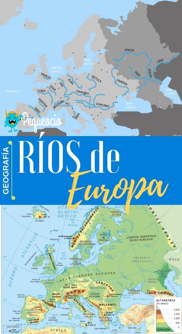 Ríos Europa